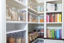 Design Focus:  Organized Space / Organizing thoughts and ideas.  A home cannot feel well designed unless it well organized.