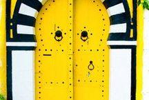 Design Focus:  Doors / Make your entrances grand.