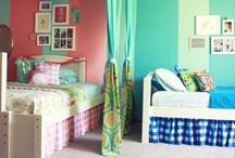 Kids/Playroom Ideas. / by Helena Watson