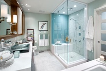 Bathroom Ideas. / Get naked. / by Helena Watson