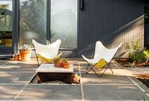 Design Focus:  Outdoor Space / Make the outdoor space of your home as special as the indoor space!