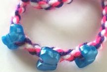 Little Girls / Ideas for little girls.  Crafting with kiddos, diy jewelry, princesses, dolls and parties.