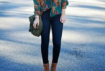 Fall and Winter Outfits❄️⛄️ / by Lindsey DeSilvey
