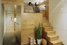 Dream Spaces / How I want to live.