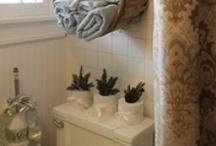 Bathroom / by LeeAnn Kitzman