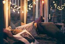 Bachelorette Pad. / Dorm. Apartment. Parents basement. Make it yours. / by Helena Watson