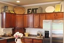 Home - Kitchen & Dining Room / by Courtney Baumgardt McDuffie