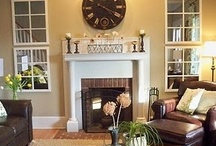 Home - Living Room / by Courtney Baumgardt McDuffie