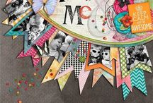 Scrapbooking ideas, tips and tricks / by Dawn