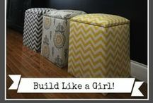 DIY - Furniture / by Jacqueline Nehring
