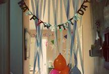 Birthday ideas / by Courtney Baumgardt McDuffie