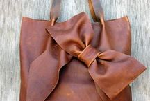 accessories ⌁ Bags / Accessories, Backpacks, purses, bags, totes... / by Sharon Bechstein