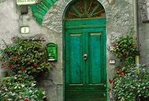 doorways...and windows / by Kim Teigen