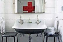 Bathroom ideas / by Dawn
