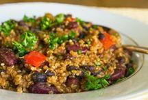 quinoa / by Kim Teigen