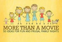 Fun for the Family / by Jen Carson