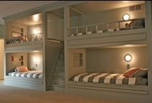 Bunkbed Love / by Jacqueline Nehring