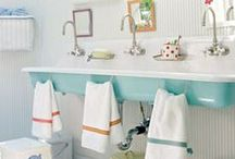 Bathroom Ideas / by Jacqueline Nehring