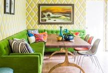 Design Focus:  Banquette Seating