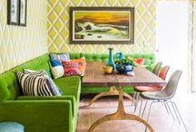 Design Focus:  Banquette Seating
