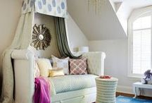 Design Focus:  Beds:  Canopies / Canopy beds are beautiful...
