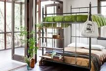 Design Focus:  Beds:  Bunk / Bunk beds are just plain cool.
