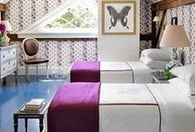 Design Focus:  Beds:  Double Twins / Bedrooms with double twin beds