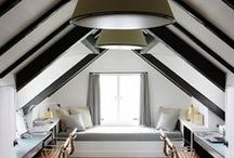 Attic Ideas / by Jacqueline Nehring