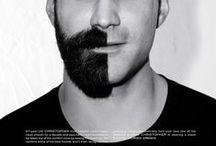 Bearded Men. / by Lauren Emerson