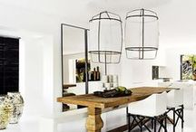 Design Focus:  Double Hung Lighting / the impact of double lights