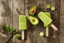 Popsicles and other Frozen desserts / popsicles, ice cream treats, etc...yum! / by Kim Teigen