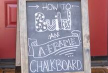 Chalkboard envy / by Jacqueline Nehring