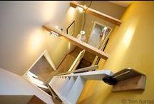 Mezzanines, lofts & ladders
