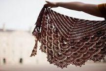 Crochet: Scarves / by Ebe Buzzi