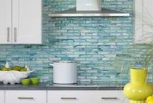 Design Focus:  Backsplashes / make your backsplash fabulous