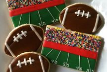 Game Day goodies!!! / by Ashley Frye