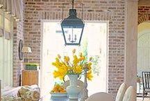 Design Focus:  Walls:  Brick / brick walls