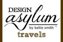 Travel: Design Asylum Blog / Design Asylum Blog shares Kellie's travels and adventures.  Shouldn't you follow along?  www.designasylumblog.com