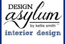 Interior Design: Design Asylum Blog / Design Asylum Blog share interior design inspirations, obsessions and looks to love!  Shouldn't you follow along? www.designasylumblog.com