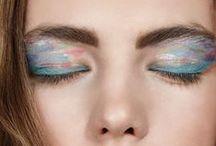 war paint ☁ / make up as artistry