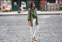 Style Inspiration / Fashion outfits I'm swooning over