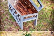 DIY: Furniture / Ideas for DIY furniture renovations and restoration. Awesome DIY projects for the furniture in your home, plans for building your own furniture, and easy and affordable DIY projects.