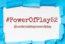 The Undeniable Power of Play / Play can be a powerful thing.  Through play, kids can learn amazing things.  From the beginning with sensory development, colors, ABCs, and numbers.  To Science, Technology, Engineering, and Math (STEM).  These take play to the next level.  Children are learning, without even realizing it.