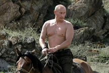 Putin / by Evan Sharp