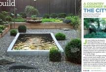 Leaf - Gardens / Gardens featured in the magazine / by Leaf Magazine