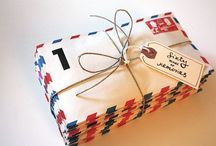 Gift Ideas & Gift Wraps / by Julie Johnson