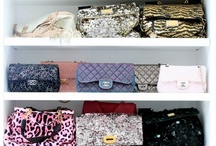 one can never have to many handbags / by Fabulous DSC