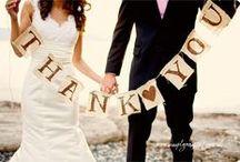 Ideas for my dream wedding ❤️💍💜💍 / by Leslie Bravo