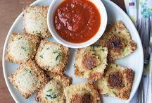 Party Time! / Appetizers and party food, vegetarian friendly  / by Caitlin Patricia