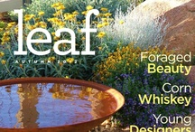 Leaf - Great Reads! / Books we love by our contributors, favorite garden authors and more! / by Leaf Magazine